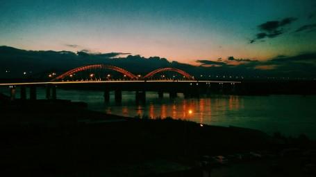 Новый борский мост