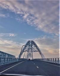 Фотография нового борского моста