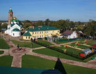 Сергиевская слобода. Православный детский сад